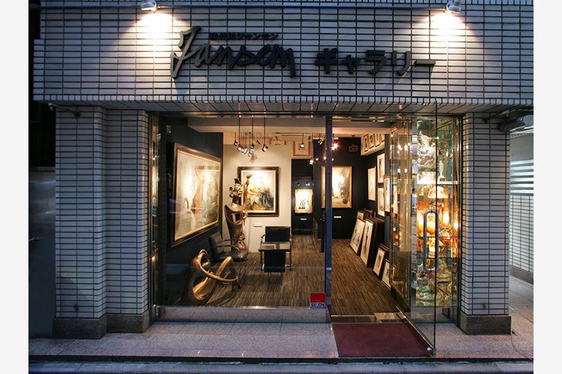 Ginza Jansem Gallery