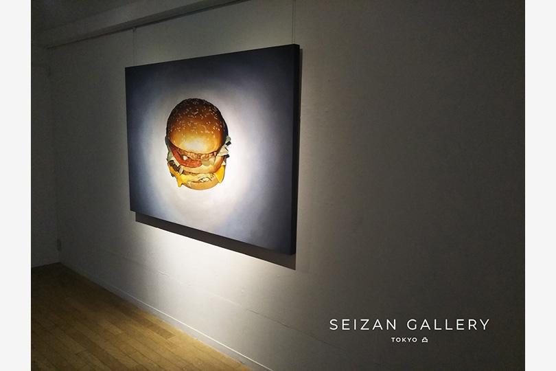 SEIZAN GALLERY TOKYO 凸 (deco)