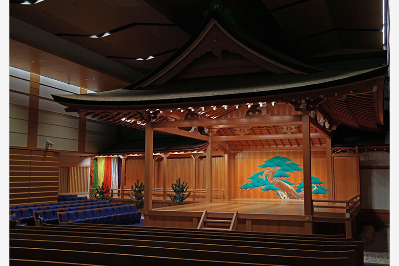 KANZE NOH THEATER