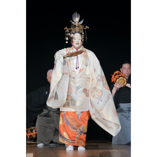 美・能「羽衣 和合之舞」4Kシネマ-字幕解説付きの世界を堪能(映画館で楽しむ能楽・歌舞伎・時代劇)のイメージ画像