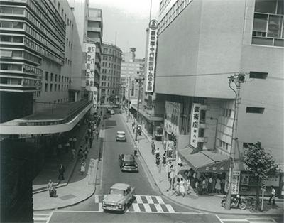 Image of Ichizo Kobayashi Hibiya who made Hibiya as the city of entertainment
