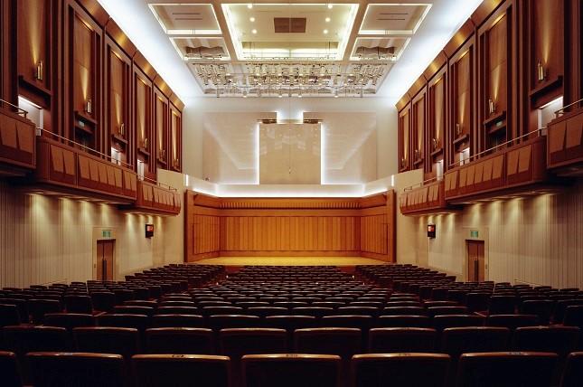 Image of Sound to be loved, Hamarikyu Asahi Hall