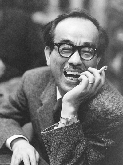 "Image of A man who devoted his life to the best entertainment - Kazuo Kikuta's Challenge ①""Encounter Hibiya"""