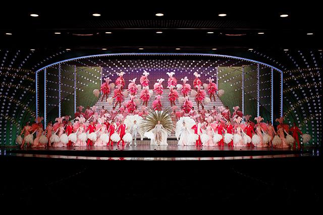 宝塚歌劇と東京公演のイメージ画像